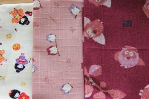 Cute Japanese fabrics