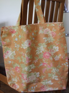 An easy shopping bag