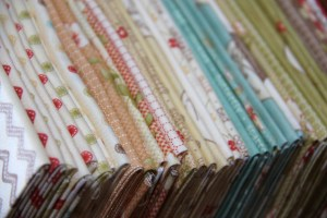 The Whimsy Fabrics by Moda
