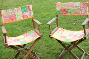 Patchwork Chair Covers