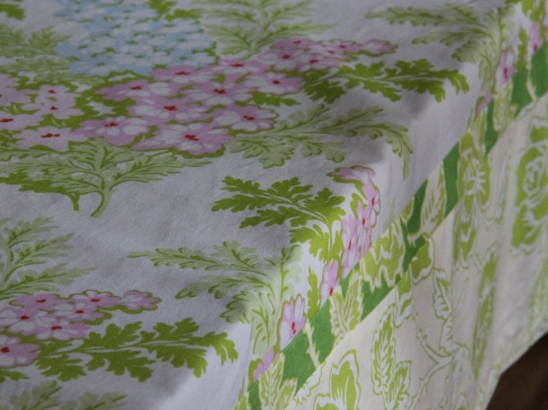 Patchwork Tablecloth