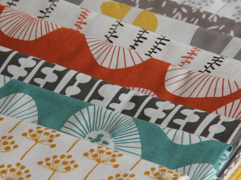Lotta Jansdotter fabrics