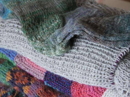 My Knitting UFOs