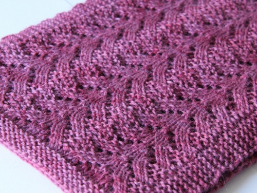 Fir Tree Scarf