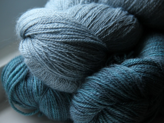 Yarn purchases from Unravel