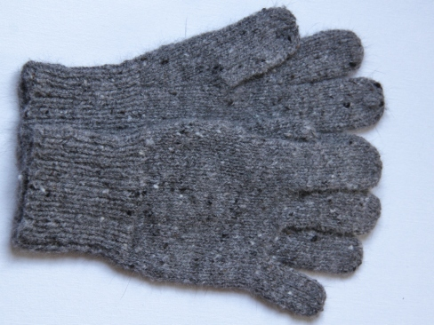 Homespun Gloves for Dad