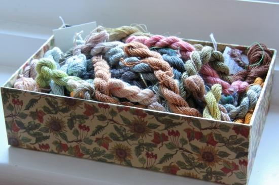 Embroidery Silks